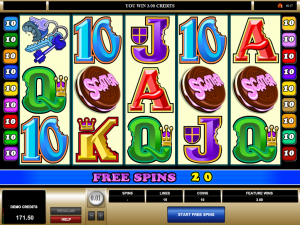 Choose Casino with Microgaming Slots Containing Free Turns