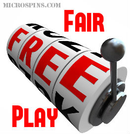 Safe Free Spins from Microgaming
