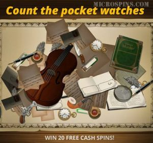 Acomplish a Mission - Grab Free Turn from Microgaming