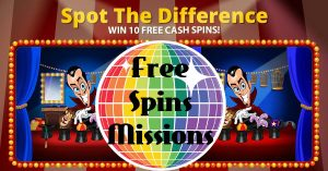 Get Microgaming Free Spins by Doing Task