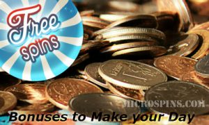 Microgaming Bonus Spins of Different Kinds