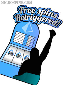 Microgaming Free Spins at the Best Slot Machines
